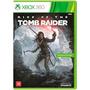 Rise Of The Tomb Raider - Xbox 360 - Midia Fisica Lacrado