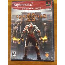 Cd De Play 2 Original God Of War 2