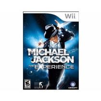 Michael Jackson The Experience - Wii - Lacrado