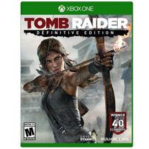 Jogo Tomb Raider - Edição Definitiva - Para Xbox One (xone)