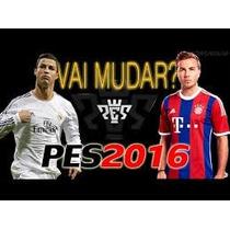 Pes2016 Pro Evolution Soccer Brasileiro