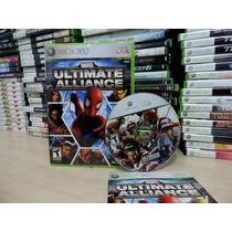 Marvel Ultimate Alliance Xbox360 Usado Original Midia Fisica