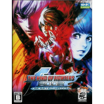 The King Of Fighters 2002 Unlimited Match - Patch Para Ps2
