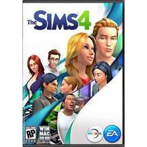 The Sims 4 P/ Pc - C/ Att Das Pyscinas C/ Conteúdo Extr@