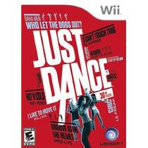 Jogo Just Dance 1 - Wii - Original E Lacrado (raridade!)