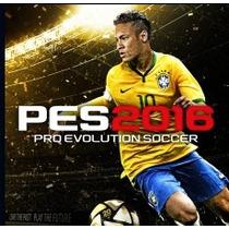 Pes 2016 Portugues Do Brasil Jogos Ps3 Codigo Psn