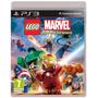 Jogo Lego Marvel Super Heroes Ps3 Sony Original Lacrado