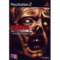 Patch Resident Evil Survivor Veronica 2 Ps2 Frete Gratis