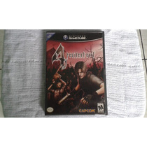 Game Resident Evil 4 Gamecube
