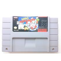 Cartucho Super Nintendo - Kirby
