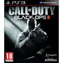 Jogo Call Of Duty Black Ops 2 Para Ps3 /semi Novo/ Barato!!