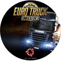 Euro Truck 2 Cd + Key Original