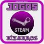 Jogos Pc Steam Bizarro Aleatório Loteria Muita Sorte Cd-key