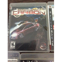 Video Game Ps3 Excelente Need For Speed Carbon