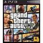 Gta 5 - Grand Theft Auto V - Ps3 Psn - Gamesgo