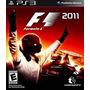 F1 2011 Ps3 Dublado Em Português - Mídia Física (como Novo)