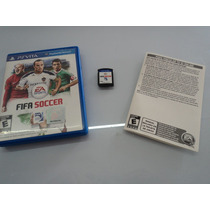 Jogo Fica Soccer - Psvita