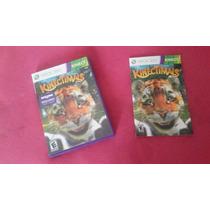 Jogo Kinectimals Para Xbox 360