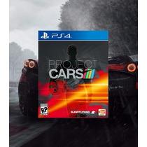 Project Cars Ps4 Legendado Em Pt-br Código Psn