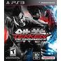 Tekken Tag Tournament 2 Ps3 Midia Digitial Primária Psn