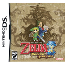 Zelda The Phantom Hourglass - Impecável - Ds / Dsi / 3ds !!
