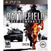 Battlefield Bad Company 2 Ps3 - Lacrado - Curitiba