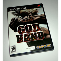 God Hand Original Completo - Playstation 2 Ps2, Ps3