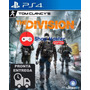 Tom Clancys The Division Limited Edition Ps4 Física Pt Br
