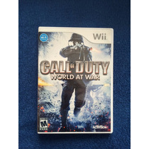 Call Of Duty World At War - Nintendo Wii