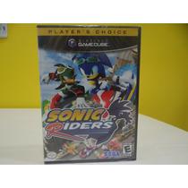 Sonic Riders - Gamecube - Lacrado!