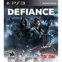 Defiance + Dust 514 + Ace Combat Psn Menor Preço Ml Brinde
