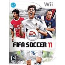 Jogo Fifa Soccer 11 / 2011 - Original Lacrado - Nintendo Wii