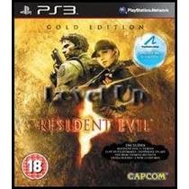 Residente Evil 5 Gold Edition Psn Ps3 Digital Primária