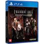 Resident Evil Collection Ps4 Origins Midia Fisica Frete Zero