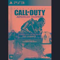 Game Call Of Duty Advanced Warfare Golden Ps3 Mania Virtual