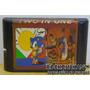 Sonic The Hedgehog + Street Smart - Mega Drive Sega Genesis