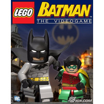 Patche Batman Lego (jogoplay2)