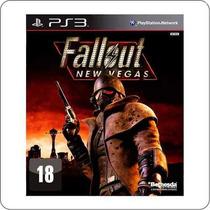 Fallout New Vegas - Ps3 - Playstation 3 - Novo Lacrado