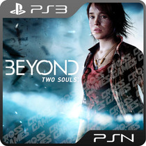Beyond Two Souls Ps3 - Mídia Digital