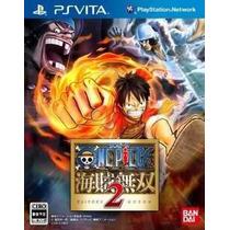One Piece Kaizoku Musou 2 Ps Vita Pirate Warriors 2 Lacrado