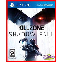 Killzone Shadow Fall Ps4 Psn Primario Promocao!!