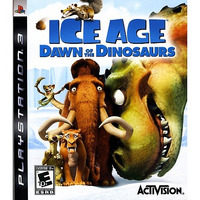 Ice Age: Dawn Of The Dinosaurs Ps3 - Jogo Era Do Gelo 3
