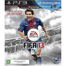 Fifa 13 Ps3 Original Semi Novo