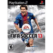 Fifa Soccer 2013 - Ps2 Original!