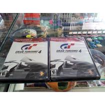 Jogos Ps2 Originais Gran Turismo 4 Novo Lacrado