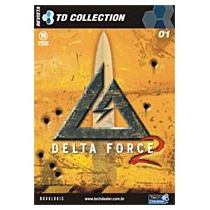 Delta Force 2 Td Collection Jogo Pc Original Lacrado