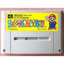 Mario Colection All Stars Original Super Famicom Nintendo