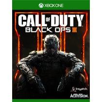 Call Of Duty: Black Ops 3 - Xbox One - Física - Pré Venda
