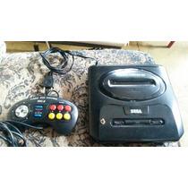 Vídeo Game Antigo Mega Drive (leia O Anúncio)