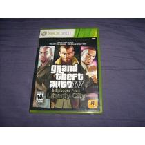Gta 4 The Complete Edition Xbox 360 - Frete Gratis
